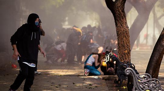 Proteste in Chile 2011
