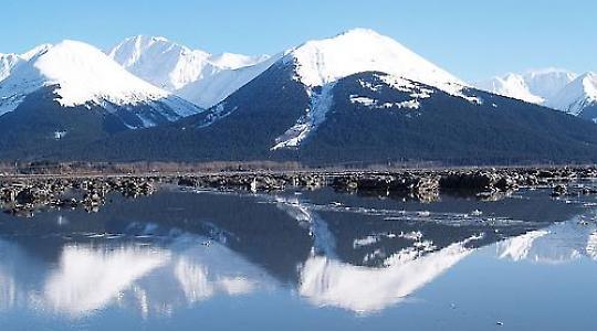 Alaska <br/>Foto von Len Radin