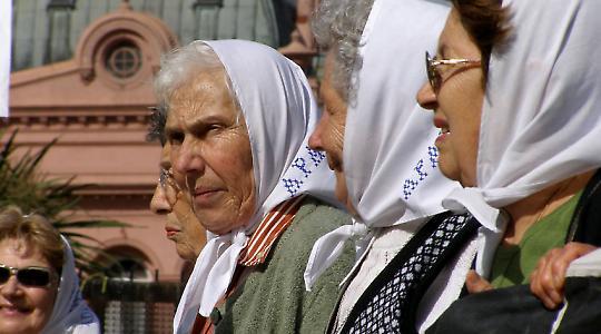 Kundgebung der Mütter Verschwundener <br/>Foto von subcomandanta