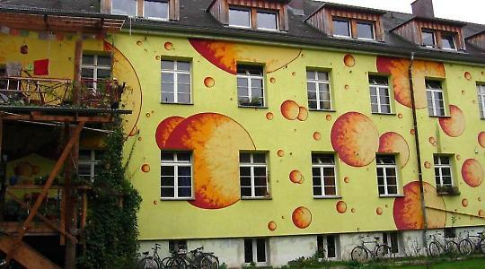 Freiburg Vauban <br/>Foto von meaduva