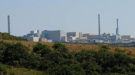 Klimaschützer der Woche? Atomaufbereitungsanlage in La Hague <br/>Foto von duvalmickael50