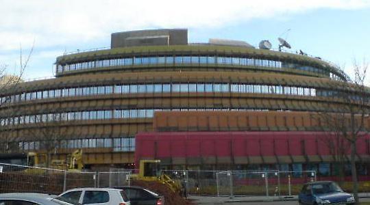 ZDF-Sitz im Mainzer Stadtteil Lerchenberg