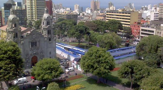 Miraflores: Boomviertel in Lima <br/>Foto von SimplyTedel