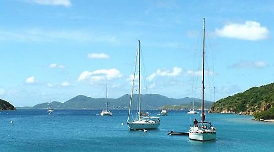 Sicherer Hafen für windige Anlagen? Die britischen Virgin Islands