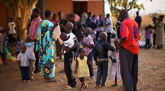 Die Rückkehr von Flüchtlingen aus dem Norden dauert mitunter Wochen <br/>Foto von sidelife