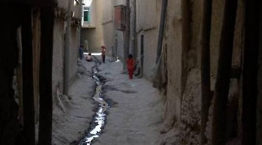 Gasse in Kabul <br/>Foto von Abdurahman Warsame