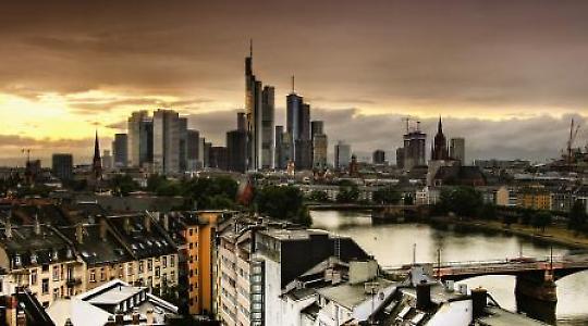 Frankfurt am Main <br/>Foto von Wolfgang Staudt