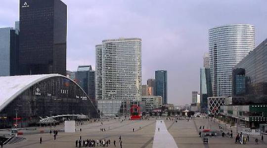 La Défense in Paris <br/>Foto von carlos_seo