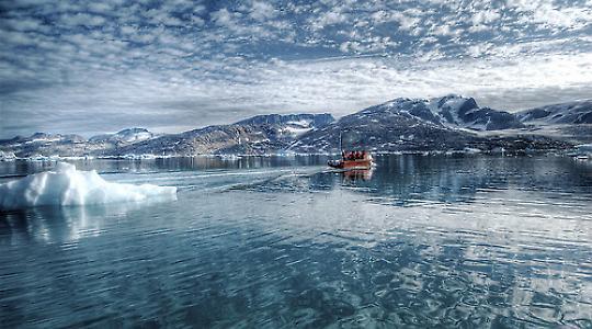Grönland <br/>Foto von wili hybrid