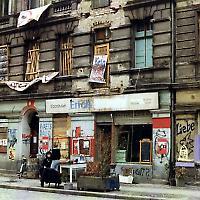 Mainzer Straße 1990 <br/>Foto von Renate Hildebrandt