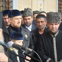 Ramsan Kadyrow <br/>Foto von maiak.info