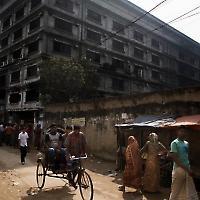 Textilfabrik in Gazipur, Bangladesch