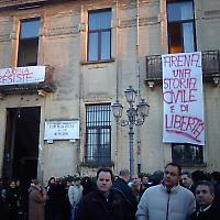 Kundgebung gegen die Ndrangheta <br/>Foto von almcalabria