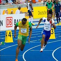 Leistung das Ideal unserer Gesellschaft? Leichtathletik-WM in Berlin  <br/>Foto von az1172