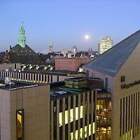 Sitz des Handelsblattes in Düsseldorf <br/>Foto von hAdamsky