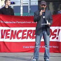 Trinkaus: Der Verfassungsschutz lässt Nazis linke Ästhetik übernehmen