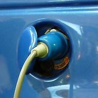 <br/>Foto von electric vehicle fan