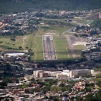 Flughafen von Tegucigalpa <br/>Foto von aaronernestoortizlopez, Flickr