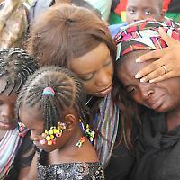 Trauer um die Opfer des Anschlags auf die UNO 2011