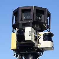 Kamera von Google Street View <br/>Foto von freefotouk, Flickr