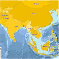 <br/>Karte von planiglobe