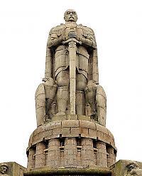 """Der """"eiserne Kanzler"""" Bismarck <br/>Foto von Kliefi"""